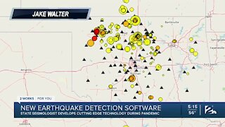 New Earthquake Detection Software