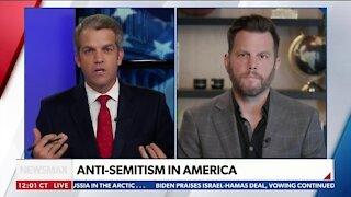 Anti-Semitism and Liberal Privilege in America
