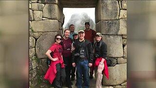 Wisconsin family stuck in Peru