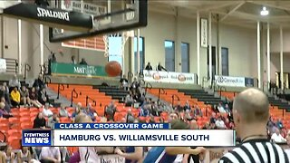 Williamsville South and Dunkirk girls' basketball advance to Far West Regionals