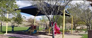Henderson. Clark County closing playgrounds, public restrooms
