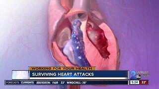 Surviving heart attacks