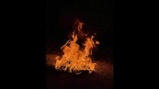 Slow Motion Fire HD