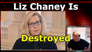 Liz Cheney Continues Using Liberal Talking Points
