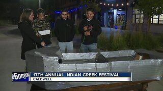 Indian Creek Festival preview