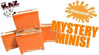 Nickelodeon Mystery Minis