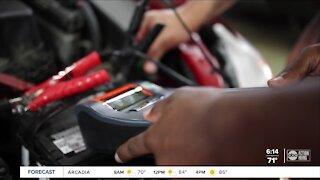 Mechanic training program at capacity