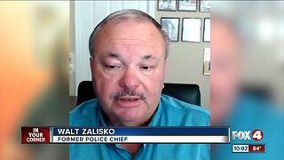 Fort Myers Police captain arrested for prostitution, perjury