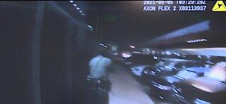 Police: Man shot 'indiscriminately' at people, cars before Las Vegas officer shot him