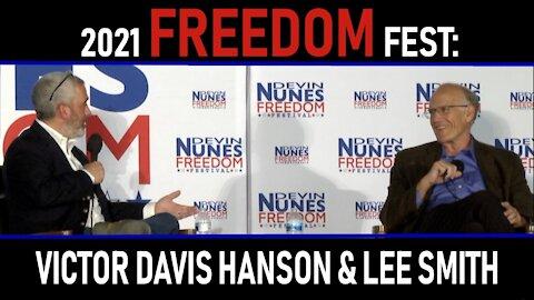 2021 Freedom Fest: Victor Davis Hanson and Lee Smith