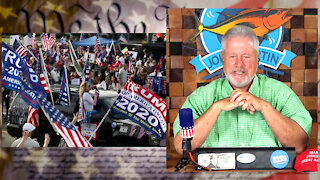 79% Of Trump Voters Think The Election Was Stolen! - John Martin Talks