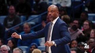 Washington Wizards hire new head coach with a Baltimore connection