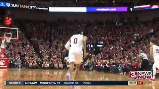 Nebraska Men's Basketball vs. Seton Hall