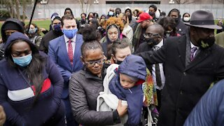 Wright And Floyd Families Connect Through Tragedy