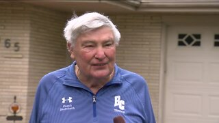 Brookfield tennis coach retires after 38 years