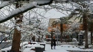Winter Wonderland at Downtown Summerlin