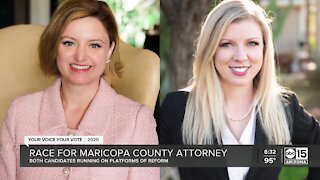 Race for Maricopa County Attorney