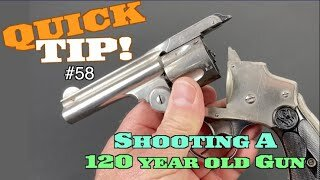 Would You Bet Your Life on a 120-Year-Old Revolver?