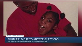 Southfield Fire to answer questions about ongoing Timesha Beauchamp investigation