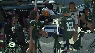 Packers fans gear up for Family Night