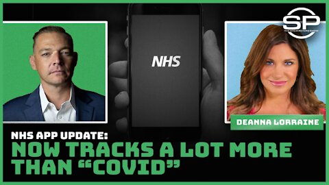"""NHS App Update Tracks a LOT MORE Than """"COVID"""" Status!"""