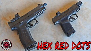 Hex Pistol Red Dot Optics How Do They Stack Up?
