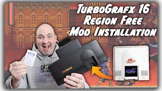 Play PC Engine Games on a TurboGrafx 16: Region-Free Mod Installation