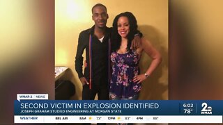 Second victims in explosion identified