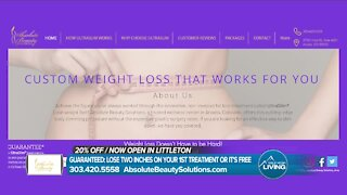 Convenient Weight Loss // Absolute Beauty Solutions
