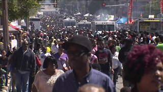 Tastes and tunes on Juneteenth Day