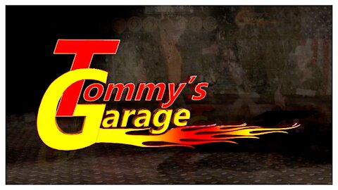 Like The Daily Show…But Better - Tommy's Garage - 02/05/21