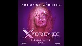 Christina Aguilera announces Vegas residency