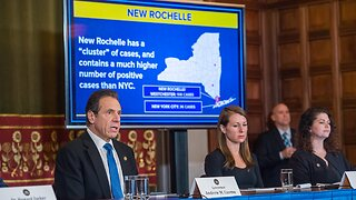New York Governor Orders Containment Of Parts Of New Rochelle
