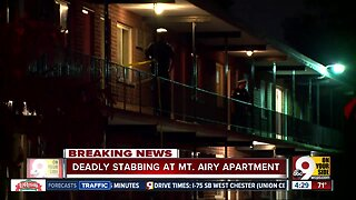 One person arrested in Thursday morning stabbing death