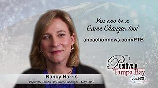 Nancy Harris - May's Game Changer