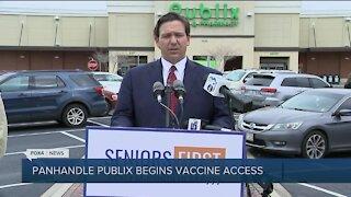 Pubix begins vaccinations