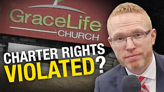 Judge rules Pastor James Coates' Charter rights were NOT violated by public health orders