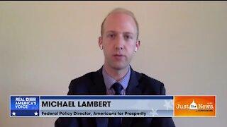 Michael Lambert - Democrats and Republicans spar over infrastructure bill