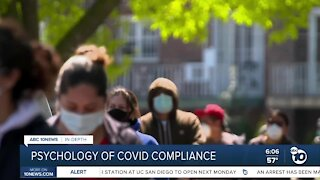 In-Depth: The psychology of COVID-19 non-compliance