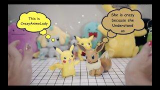 Pikachu Gets A New Friend