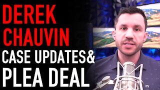 Derek Chauvin Plea Deal and Motions in Limine for Upcoming Trial