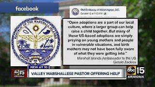 Valley pastors offering help to Marshallese women