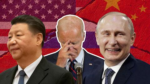 Gaetz: Biden Conceding to Globalists Makes America Weak