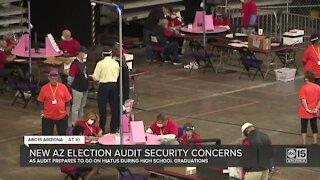 New Arizona election audit security concerns