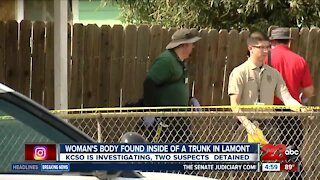 Human remains found in Lamont