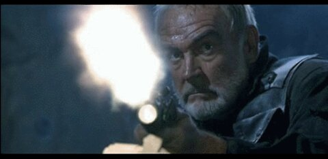 YTMND: Sean Connery wins Duck Hunt