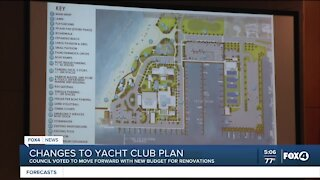 New Yacht Club renovations approved
