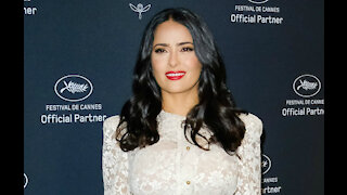 Salma Hayek almost died after a battle with COVID-19