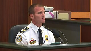 Jimmy Rodgers murder trial: First responder to murder scene is questioned