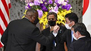 U.S., Japan Share Concern Over North Korea, China
